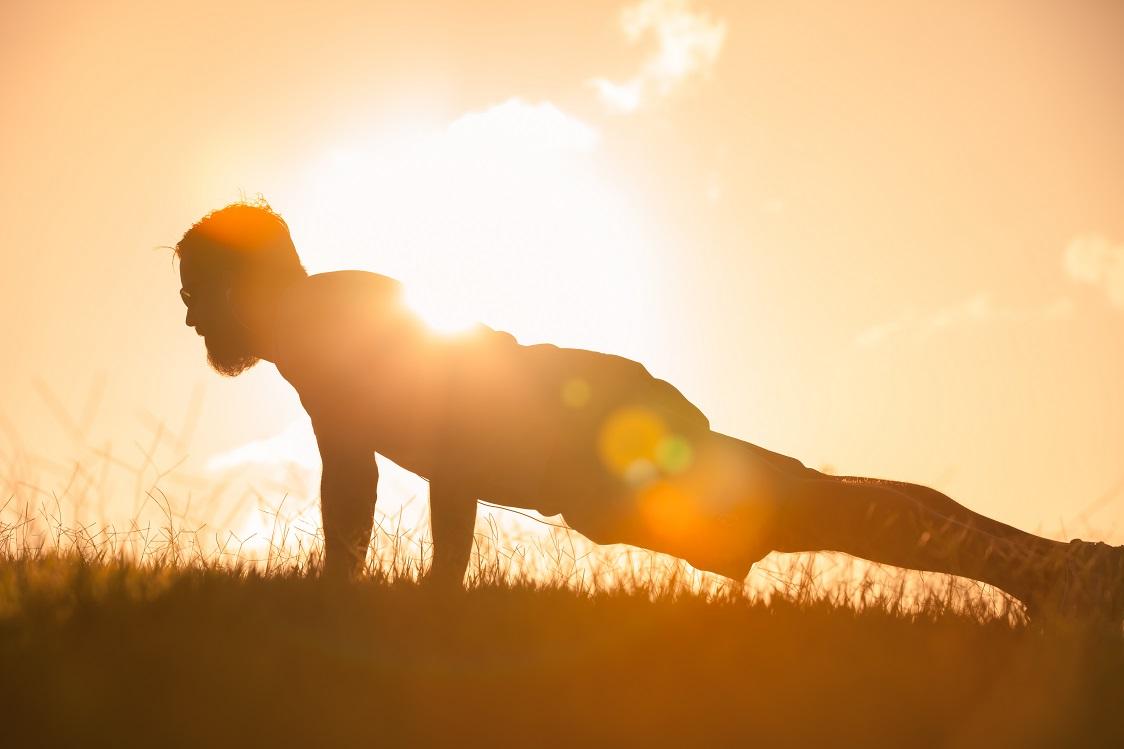 planking sunset_sunrise